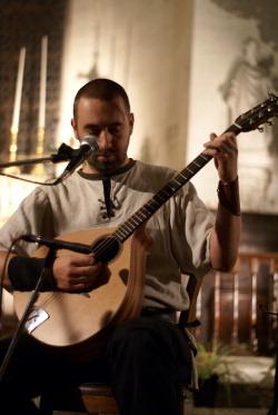 John Lang + bouzouki