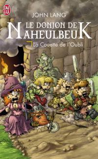 Le Donjon de Naheulbeuk T1 : La couette de l'oubli de John Lang Romans3-jailu-couv